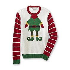 young mens ugly christmas sweater