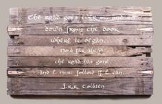 Pallet Wood Wall Art   Easy Woodworking Projects