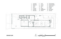 Croft Residence / AUX Architecture / Año 2018.