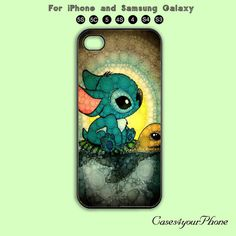 Love this image of Stitch! Disney,Stitch,iPhone 5 case, iPhone 5C, iPhone 5S , Phone case, iPhone 4 , iPhone 4S , Case,Samsung Galaxy S3, Samsung Galaxy S4