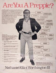 1979 Preppie