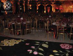 #Bariolés #bariolescasa #pista #artesanal #evento #fiesta #boda #tablesetting #DecoracionBodas #WeddingIdeas #WeddingTrends #pistas de baile #flores #rosas