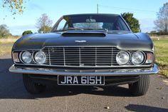 1969 Aston Martin DBS 6 (Vantage spec) - Silverstone Auctions