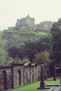 Edinburgh Castle, Scotland, UK. Oh yes!!  We were there