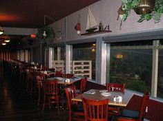 Surfrider Restaurant Depoe Bay Oregon Coast Lounge Local Attractions Restaurants
