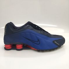 Nike Shox R4 2001 Size 8 DS