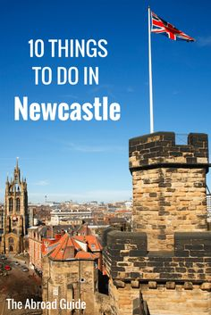 England is so much more than just London. Head north to visit Newcastle, whether for a weekend or with one of United's new direct flights from Newark, and check out this list of 10 cool and unique things to do in Newcastle. England And Scotland, England Uk, Travel England, Travel Deals, Budget Travel, Travel Uk, Shopping Travel, Travel Plan, Beach Travel