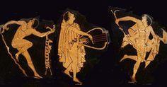 Strumenti musicali greci