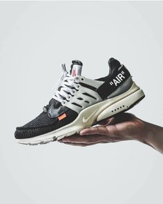 new concept 9bee5 8def0 Nike Air Presto X OFFWHITE  Sneakers Dessin Basket, Meilleures Baskets, Chaussures  Air Max