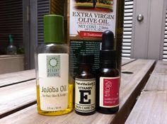 DIY Cuticle Oil, via Beauty Box. Nourish & moisturize naturally.