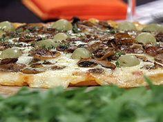 Pizzas aptas para celiacos por Patricia Gabriel