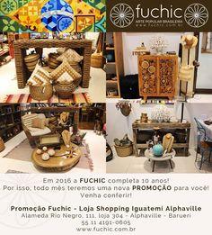 Olhem só os móveis que estão com 20% a 40% de desconto na nossa loja do Shopping Iguatemi Alphaville. Aproveitem, é só durante esse mês. O desconto é válido para todas as lojas, confira os endereços no site www.fuchic.com.br. // Look at the furniture that are 20% to 40% off in our Shopping Iguatemi Alphaville store. Enjoy it, is only during this month. The discount is valid for all stores, check the addresses at www.fuchic.com.br.  #fuchic #nafuchictem #lojafuchic #promoçãofuchic…