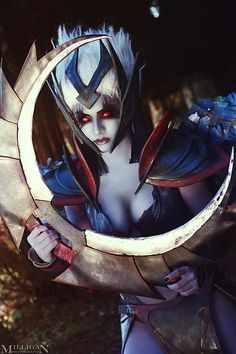 Vengeful Spirit from Dota 2 (Cosplay)