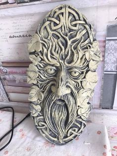 Latex Craft Mould Ornament Reusable Art /& Crafts Hobby Fairy Wall Plaque