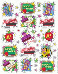 Who Sells Really Good Kids Stickers