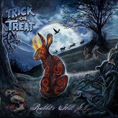 Once again on this new album, TRICK OR TREAT had the honor to work with great international guest musicians and friends like Tony Kakko from Sonata Arctica, Sara Squadrani from Ancient Bards and, in the role of the evil general Woundwort, Tim Ripper Owens (ex-Judas Priest, ex-Yngwie Malmsteen).