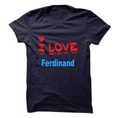 Awesome Tee FERDINAND Shirts & Tees