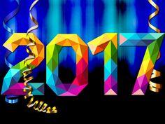 Tarjetas y Postales: Feliz Año Nuevo 2017
