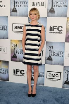 michelle williams knows her stripes