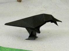 Origami Raven video