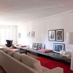 Appartement à Paris de l'architecte Antonio Virga