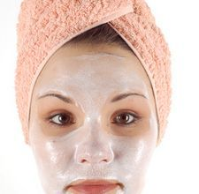 baking soda face mask - Made my face SO soft and minimized my pores.