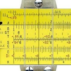 A More Complete Slide Rule Tutorial