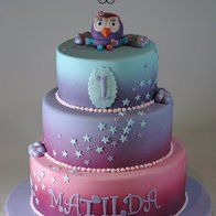 Paasche Airbrush Cake Decorating : 1000+ images about Airbrushed cakes on Pinterest ...