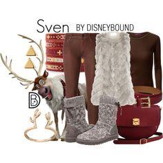 Disney Bound - Sven