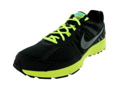 f90c436858a Nike Men s Air Relentless 3 Black Mtlc Cl Grey Vlt Gmm Bl Running