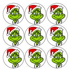 Image result for Grinch Party Printables