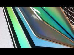 Kim Asendorf Post Contemporary, Sculptures, Fan, Hand Fan, Fans, Sculpture