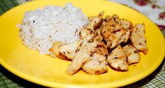 Citromos csirkemell csíkok recept Fish Recipes, Shrimp, Rice, Chicken, Cooking, Food, Baking Center, Meal, Kochen