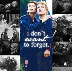 The Hunger Games  I don't want to forget!