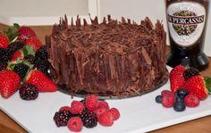Joanna Sheens Country Days Blog - Blog - Crème De Cassis ChocolateCake