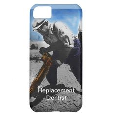 Replacement Dentist iPhone 5C Cover