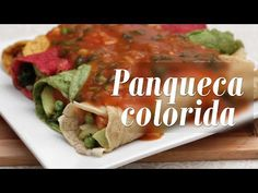 Panquecas Veganas - Presunto Vegetariano