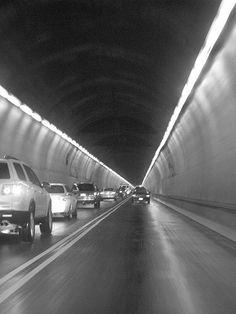 We call 'em The Tubes - aka Liberty tubes Pittsburgh, PA