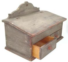 Early Hanging Box : Lot 272