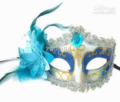 Wholesale Acrylic Diamond - Buy Buy Masquerade Ball Masks Lace Pretty Acrylic Diamond Women Fancy Half Face Mask Mix Free, $2.38 | DHgate