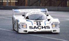 RSC Photo Gallery - Norisring 200 Miles 1987 - Porsche 962 no.8 - Racing Sports Cars