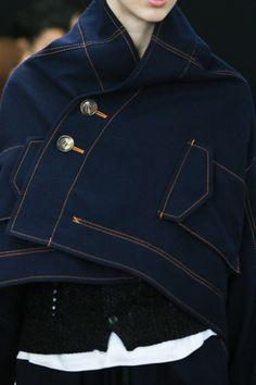 [No.18/73] tricot COMME des GARÇONS 2013~14秋冬コレクション | Fashionsnap.com
