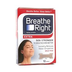 Moneymaker Breathe Right at Rite Aid---New Coupons!