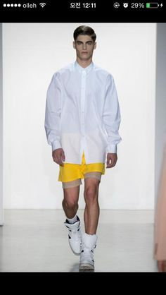 calvin klein collection spring 2015 menswear
