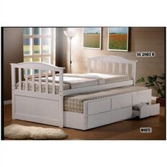 day bed trundle