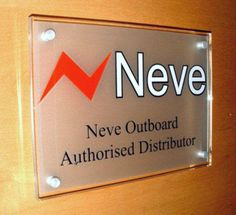 Custom Office Door Signs and Outdoor Business Signs, Acrylic ...