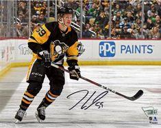 8b9896a52 Jake Guentzel Pittsburgh Penguins Autographed 8
