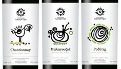 Packaging of the World: Creative Package Design Archive and Gallery: Papoutsi Vineyards