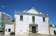 Igreja de São Pedro - Faro - Portugal