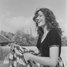 Madhubala 1951 by James Burke